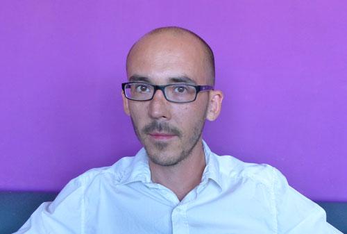 Portrait de Matthieu Chauffeur VSL des Taxis Rhônalpins