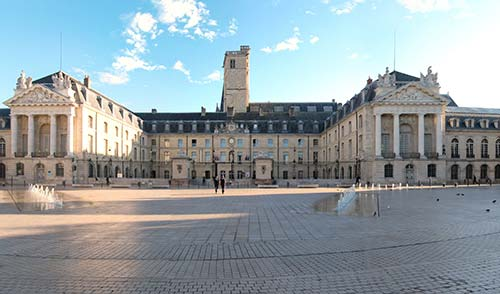 Taxi VSL le Palais des Ducs de Bourgogne à Dijon